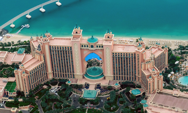 Atlantis The Palm Dubai 600 X 360
