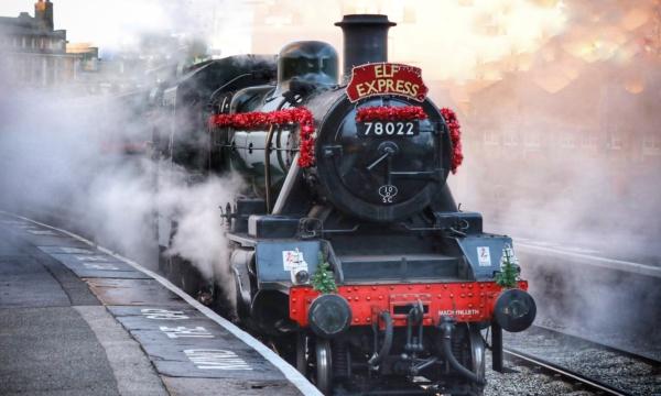 Keighley Worth Valley Railway Elf Express