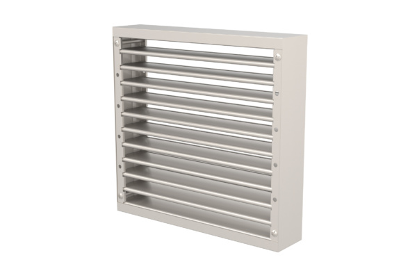 LVH54 Intumescent Air Transfer Grille