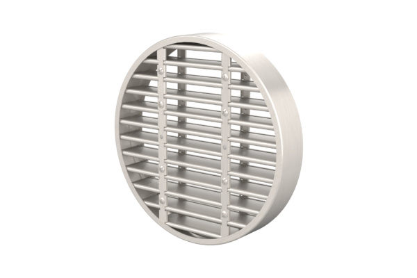 LVHC44 Intumescent Air Transfer Grille