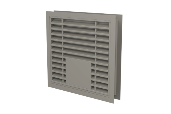 LVN20S Intumescent Air Transfer Grille
